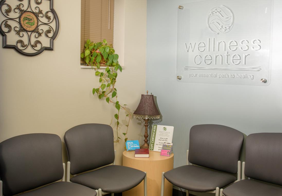 Wellness Center Lobby